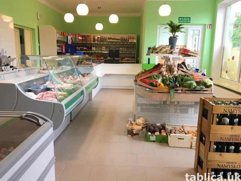 shop equipment for sale from POLAND Meble do sklepu Regały 3