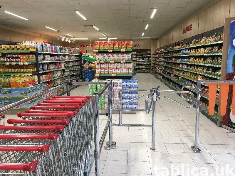 shop equipment for sale from POLAND Meble do sklepu Regały 5