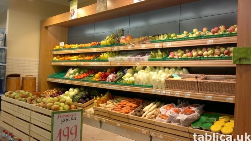 shop equipment for sale from POLAND Meble do sklepu Regały 6