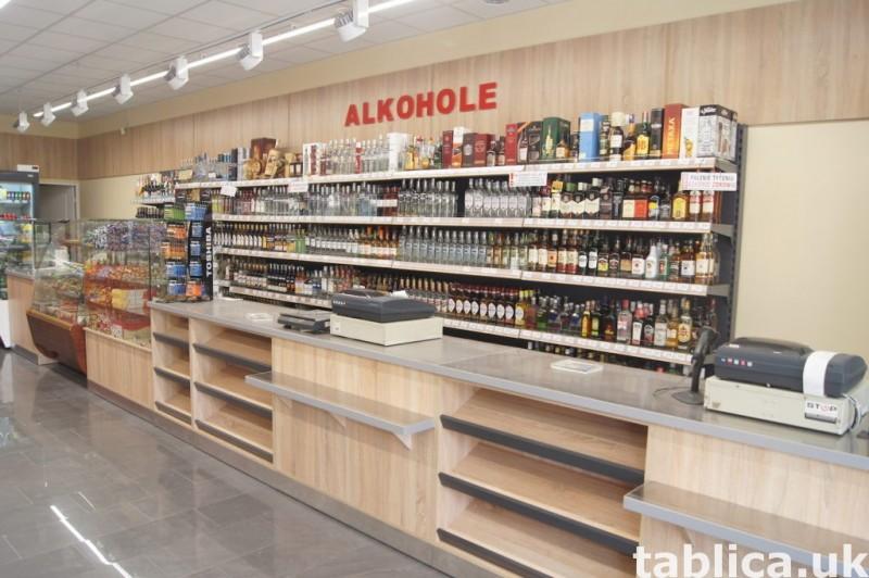 shop equipment for sale from POLAND Meble do sklepu Regały 7