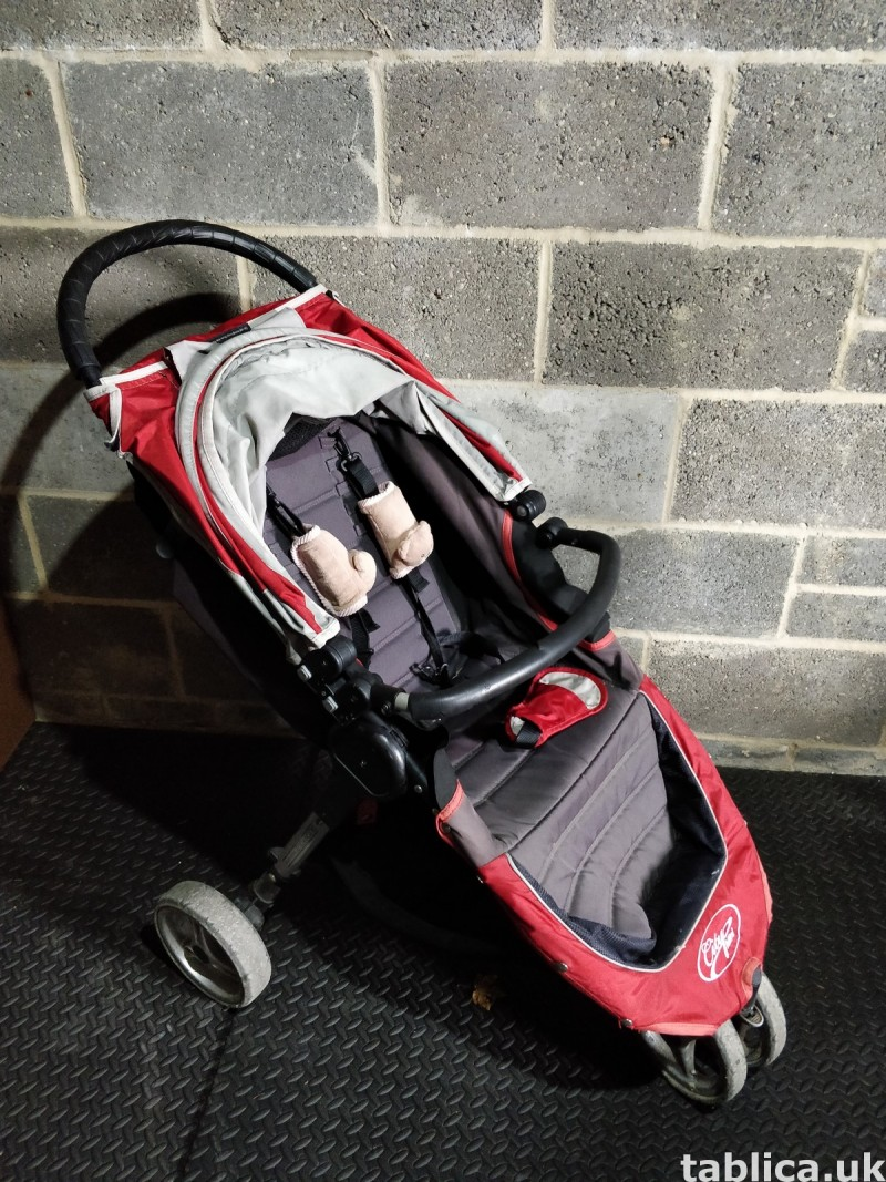 Baby Jogger City Mini - Spacerowy oddam  0