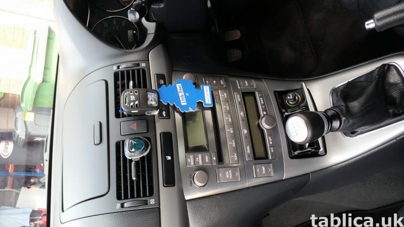 Toyota Avensis Tspirit 2.2 3