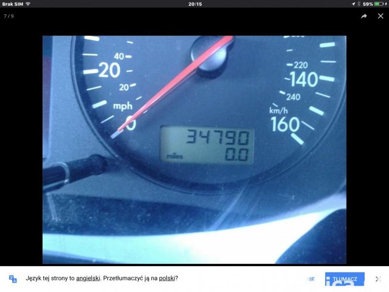 Okazja! Volkswagen Golf 2002 1.6 proszę dzwon  07821293750 3