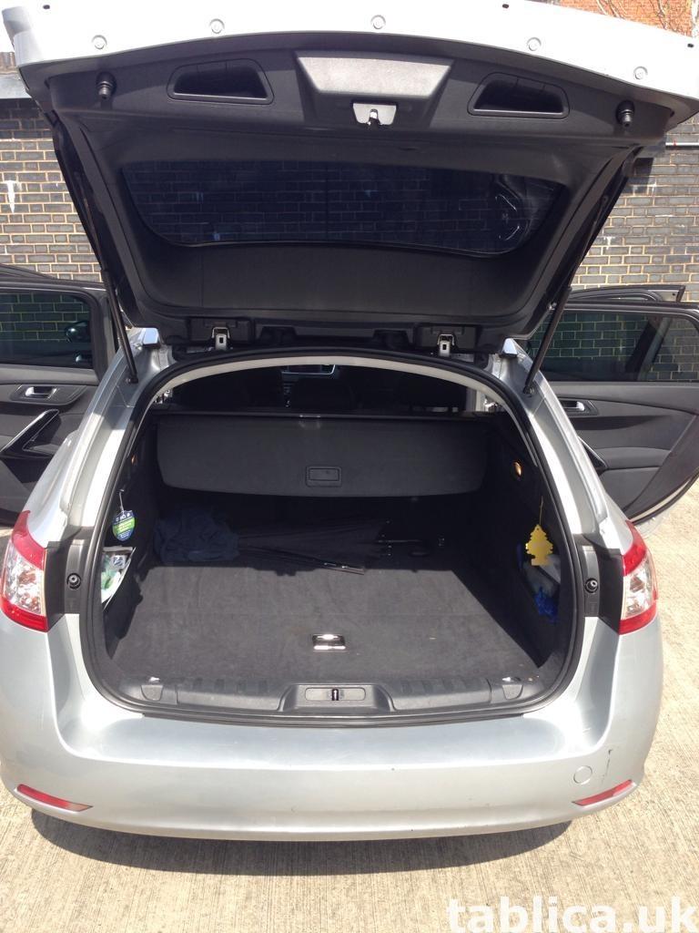 Peugeot 508, SR, 2.0HDI, Kombi, MOT do 24/03/2020, Nawigacja 4