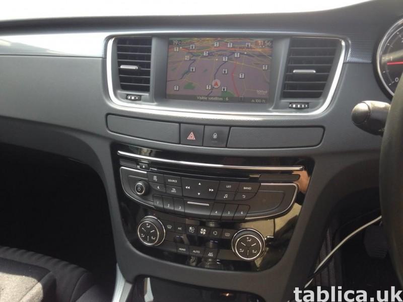 Peugeot 508, SR, 2.0HDI, Kombi, MOT do 24/03/2020, Nawigacja 5