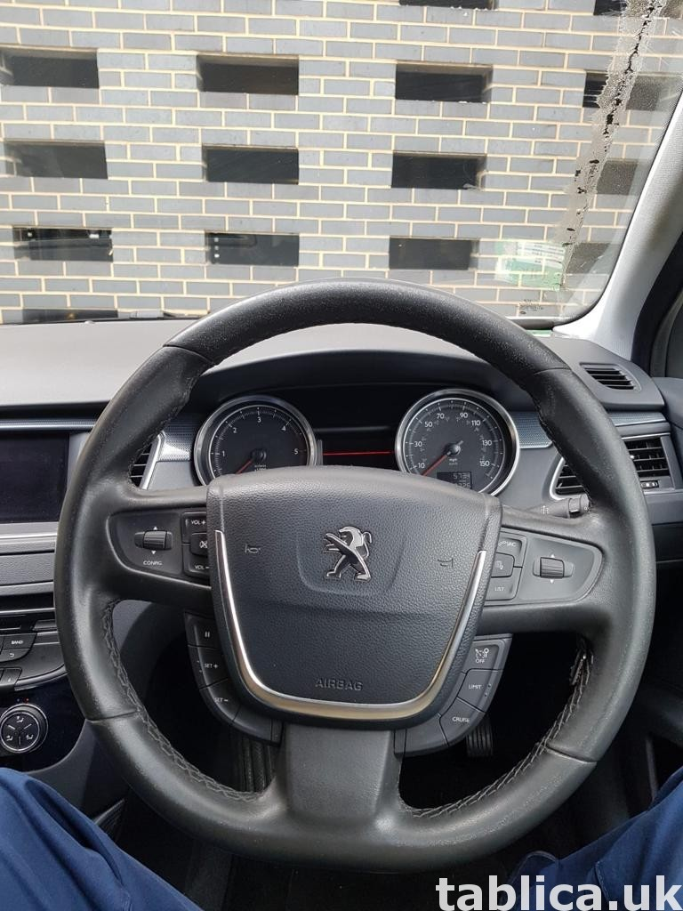 Peugeot 508, SR, 2.0HDI, Kombi, MOT do 24/03/2020, Nawigacja 9
