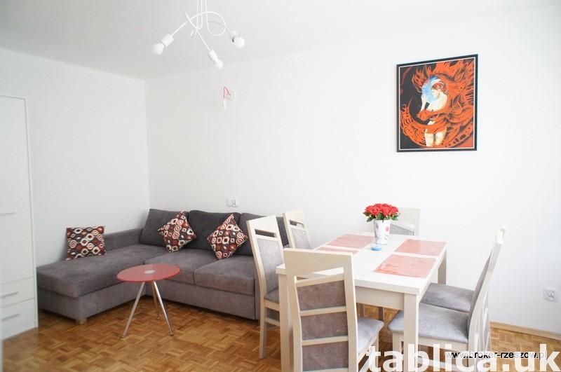 Przytulne mieszkanie 2-pokoje Rzeszów - 1000-lecia 1