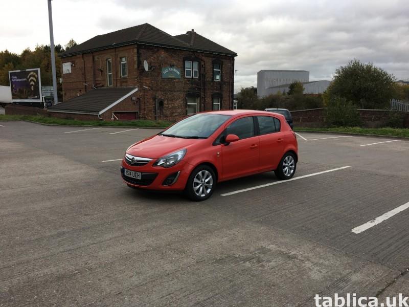 Vauxhall Corsa 1.2 i VVT 16v Excite 5dr 0