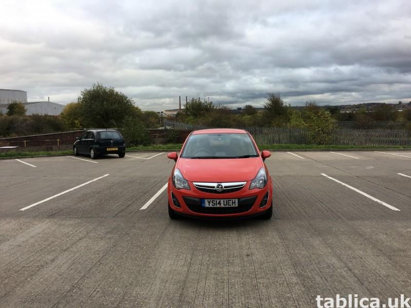 Vauxhall Corsa 1.2 i VVT 16v Excite 5dr 1