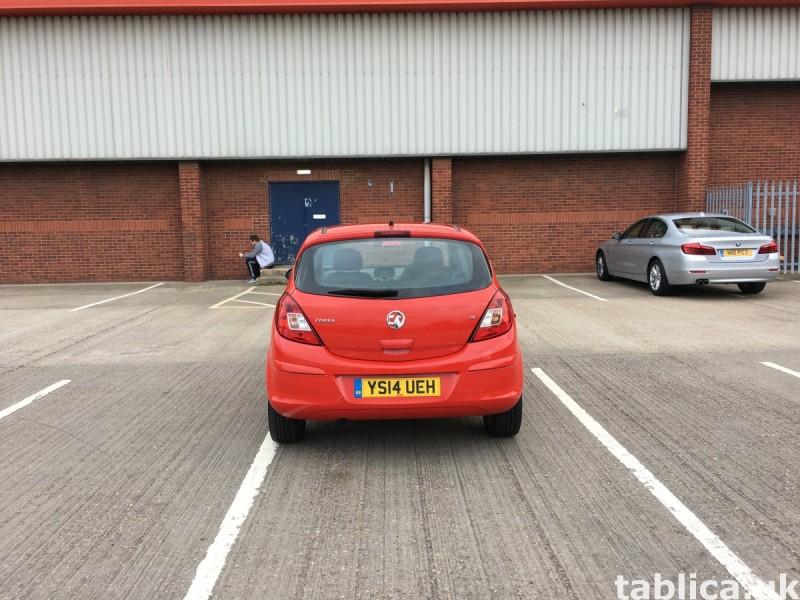 Vauxhall Corsa 1.2 i VVT 16v Excite 5dr 2