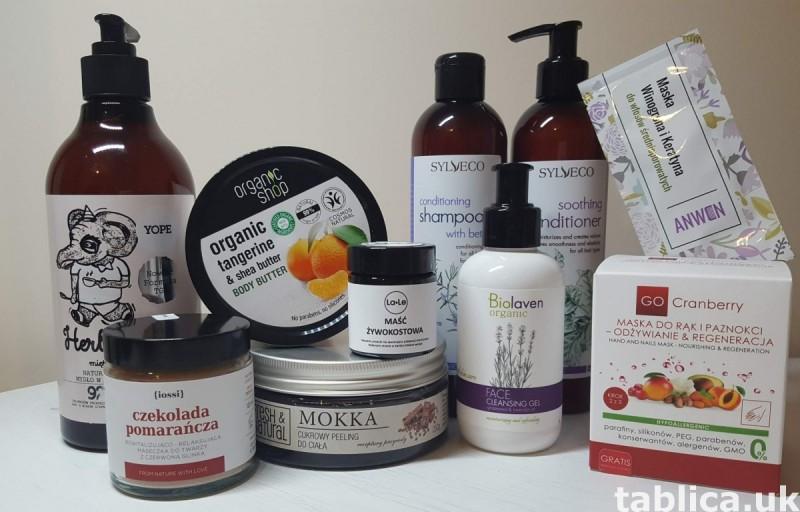 Kosmetyki naturalne  1