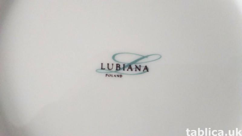 Sprzedam Talerz Deserowy LUBIANA  3