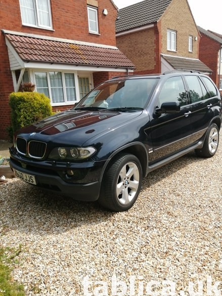BMW X5 3,0 0