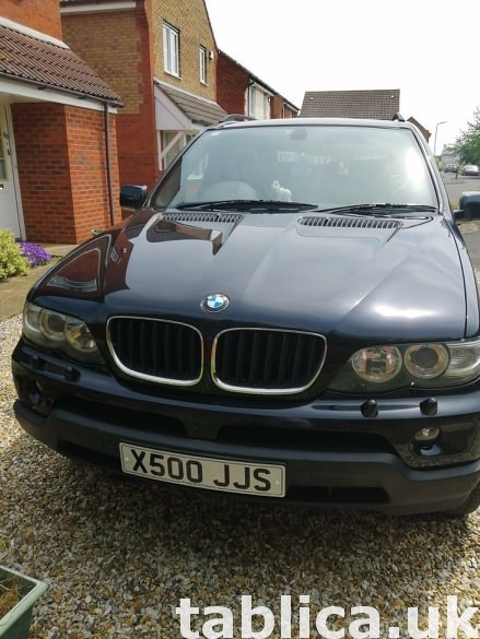 BMW X5 2006 3.0i Exclusive 1
