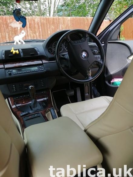 BMW X5 2006 3.0i Exclusive 10