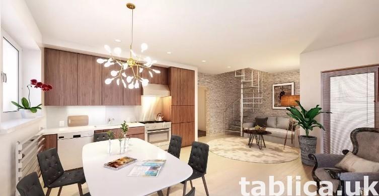 Mieszkanie 3-pokojowe z antresolą - spokojna okolica 0