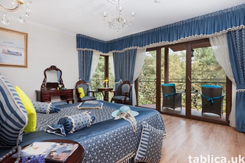 Luksusowa posiadłość z apartamentami, krytym basenem. 6