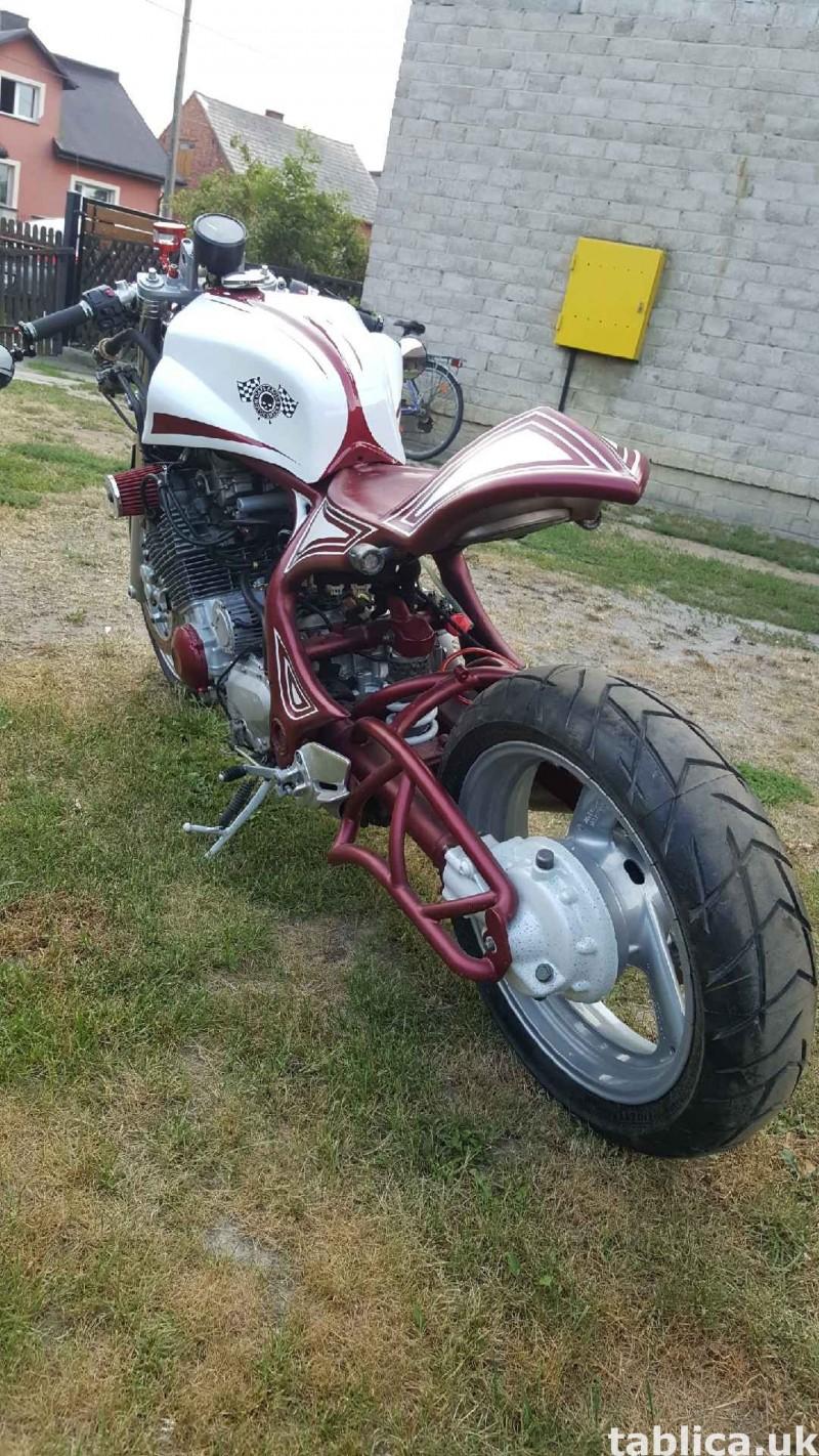 motocykl cafe racer  4