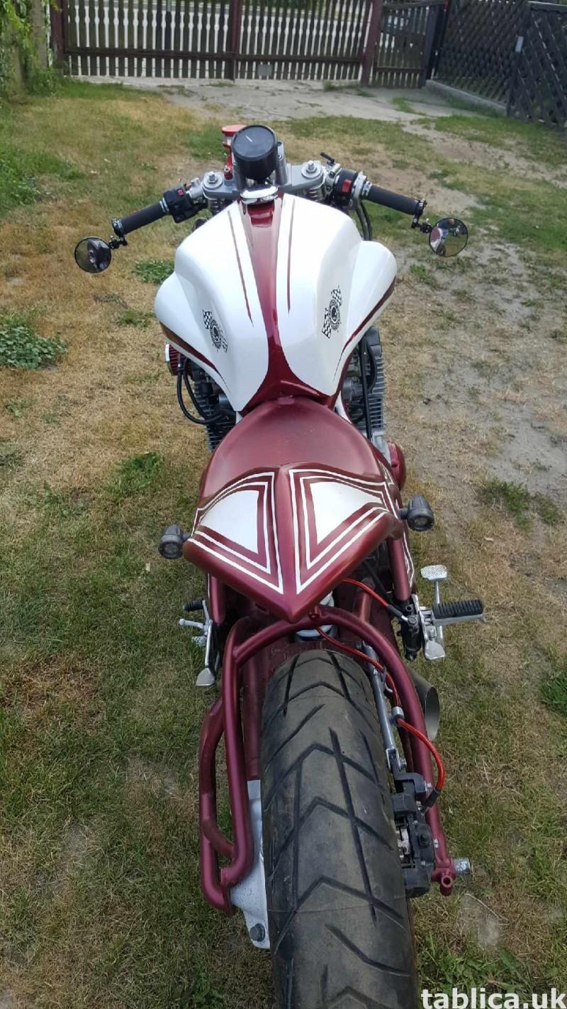motocykl cafe racer  5