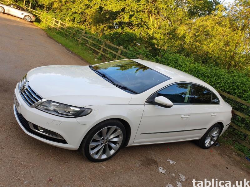 VW cc 2.0 disel 2013 rok 5