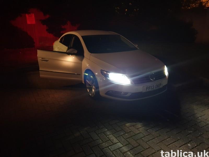 VW cc 2.0 disel 2013 rok 10