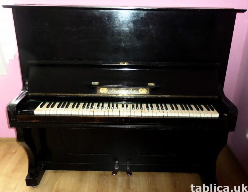 Antique Piano: Fr. Schultze Berlin W. 1827 - 192y WORKS !!! 0