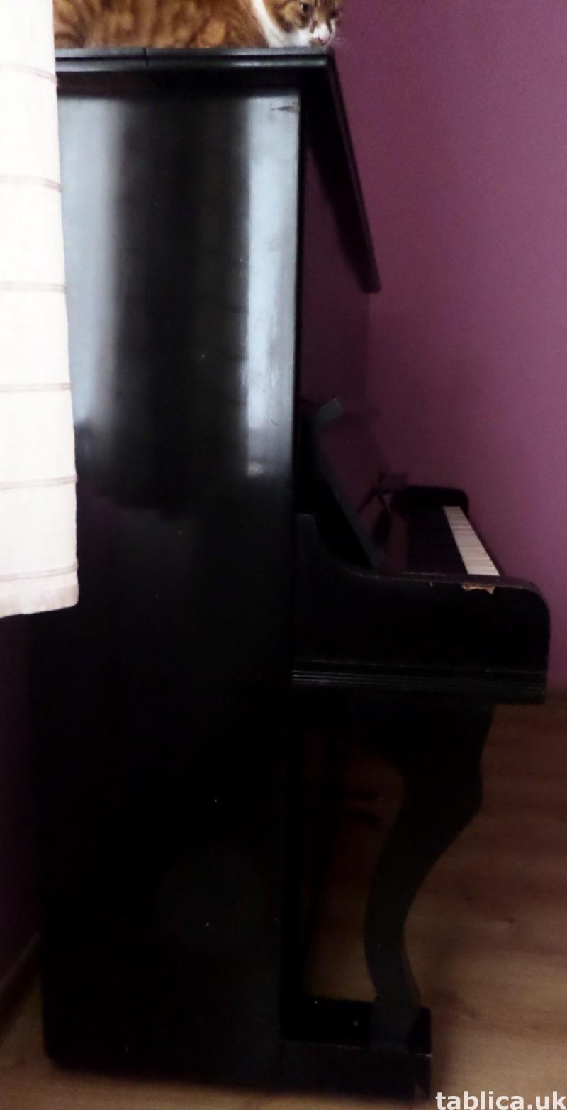 Antique Piano: Fr. Schultze Berlin W. 1827 - 192y WORKS !!! 5