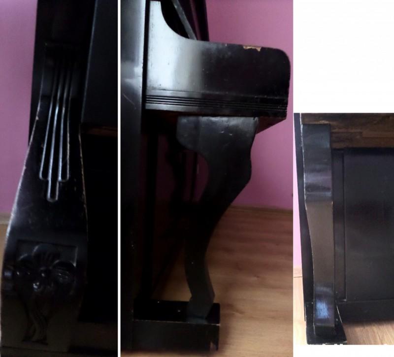 Antique Piano: Fr. Schultze Berlin W. 1827 - 192y WORKS !!! 6