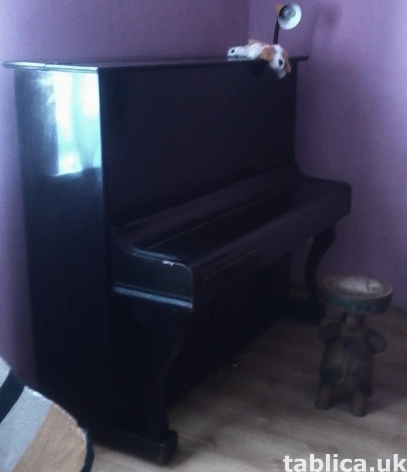 Antique Piano: Fr. Schultze Berlin W. 1827 - 192y WORKS !!! 7