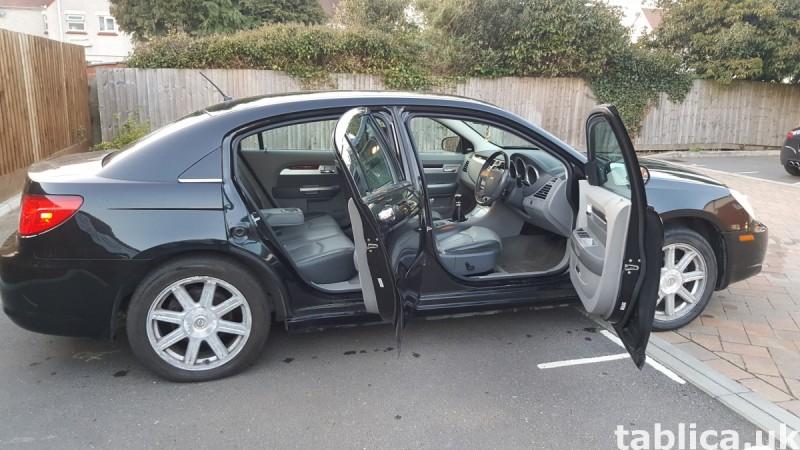 Chrysler Sebring Limited Edition Black 2008  1