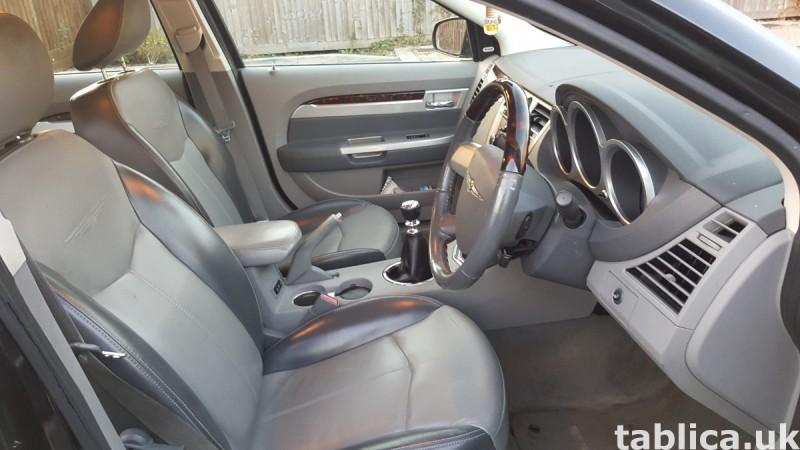 Chrysler Sebring Limited Edition Black 2008  2