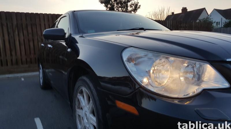 Chrysler Sebring Limited Edition Black 2008  4