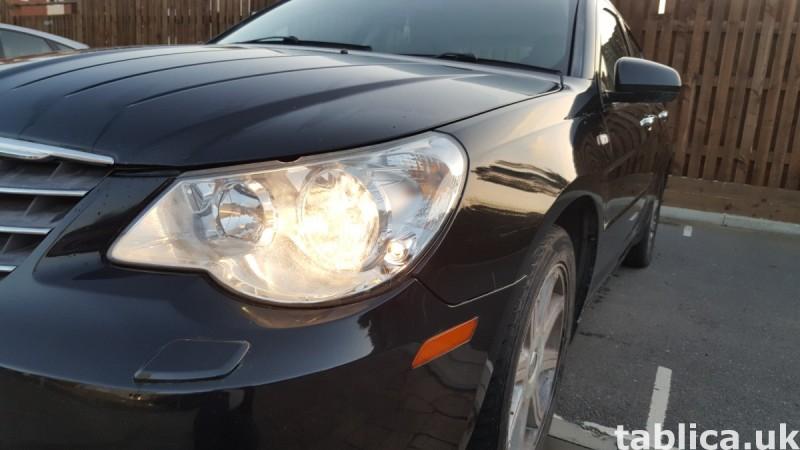Chrysler Sebring Limited Edition Black 2008  5
