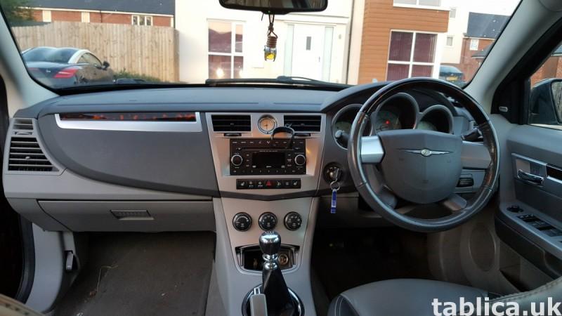 Chrysler Sebring Limited Edition Black 2008  7