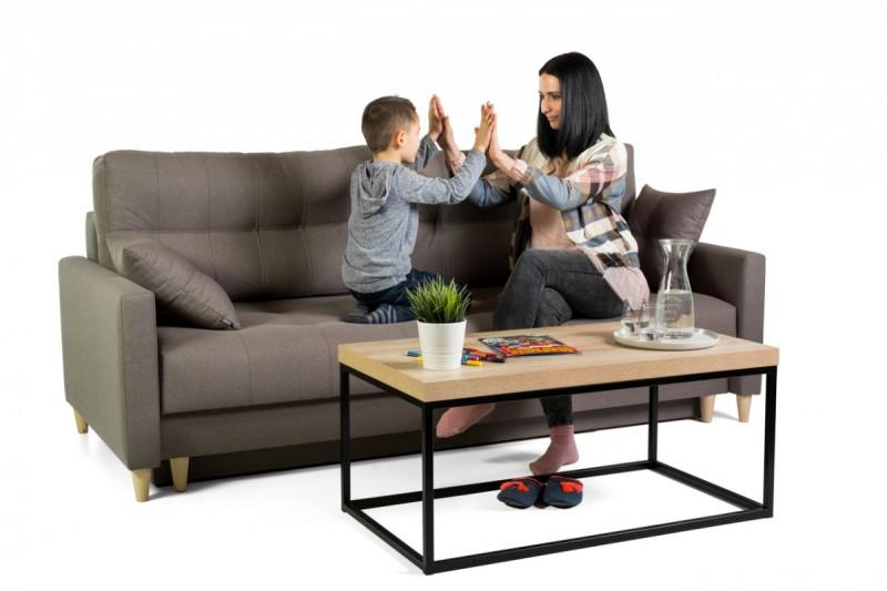 Rozkładana sofa OSLO 1 Luxo 6605 0