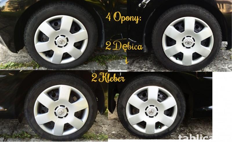 4 Orig. Tires: 2 DĘBICA - Frigo 2 and 2 KLEBER - Krisalp HP 0