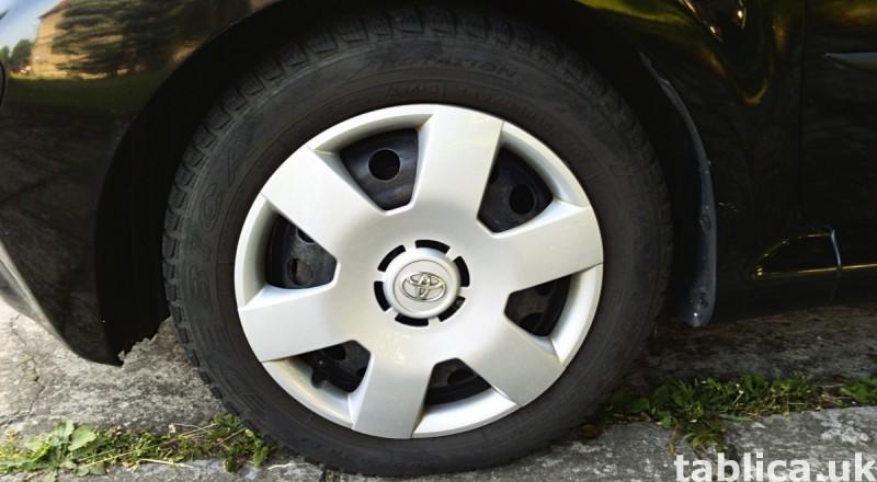 4 Orig. Tires: 2 DĘBICA - Frigo 2 and 2 KLEBER - Krisalp HP 2