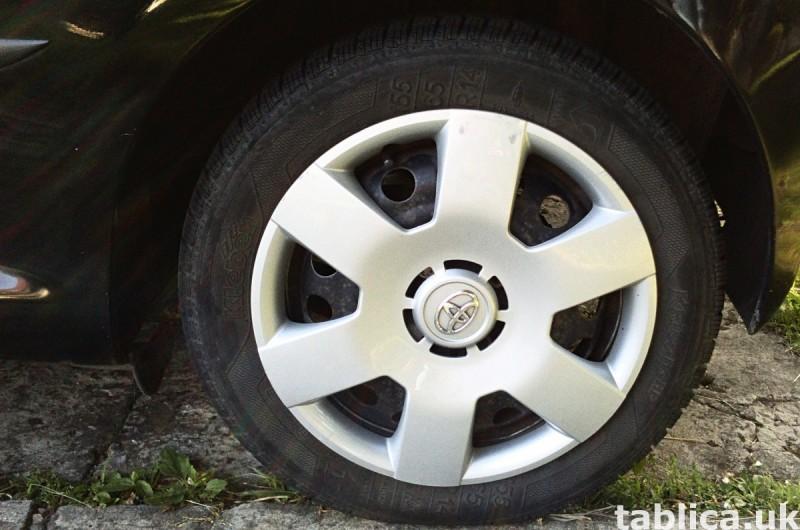 4 Orig. Tires: 2 DĘBICA - Frigo 2 and 2 KLEBER - Krisalp HP 3