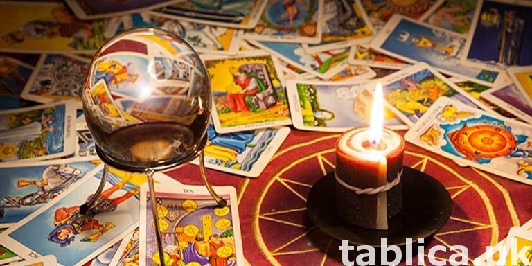 Wrózba online - czytam TYLKO tarota. 0