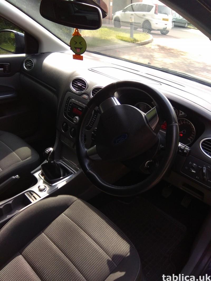 Ford Focus 1.6 Titanium, 2009 benzyna 3