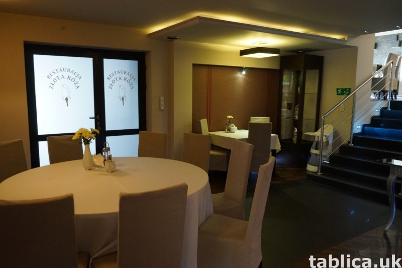 Hotel and restaurant complex for sale 10
