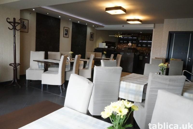 Kompleks restauracyjno-hotelowy do sprzedania. 6