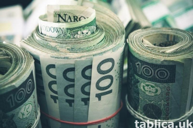 Oferujemy kredyt osobom powaznym od 50.000 PLN/€/£  0