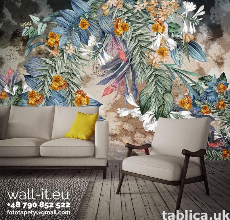 Photowall, wallcover, fototapety na wymiar. Custom size. 8