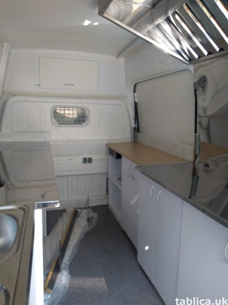 Food Trucki - zabudowy i przebudowy samochodów 3