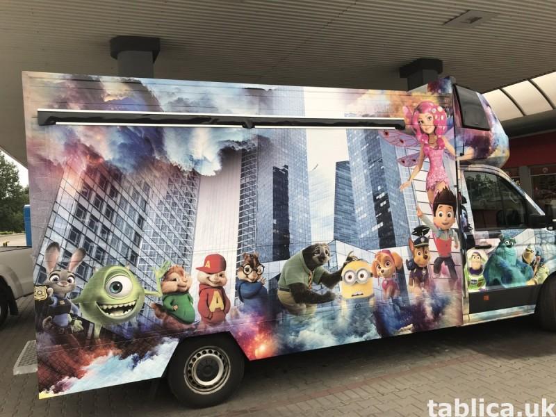 Food Trucki - zabudowy i przebudowy samochodów 5