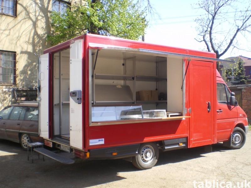 Food Trucki - zabudowy i przebudowy samochodów 7