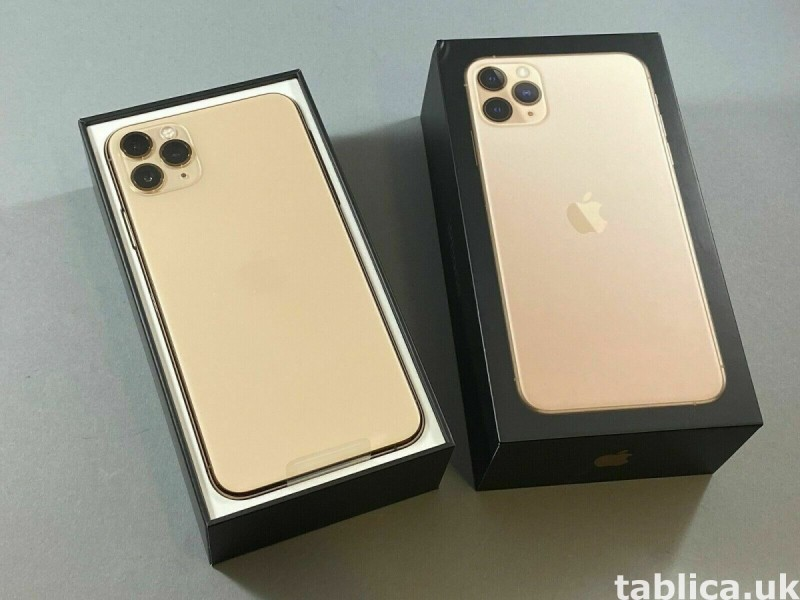 New Sealed Apple iPhone 11 Pro Max 512GB  - WORLDWIDE UNLOCK 0