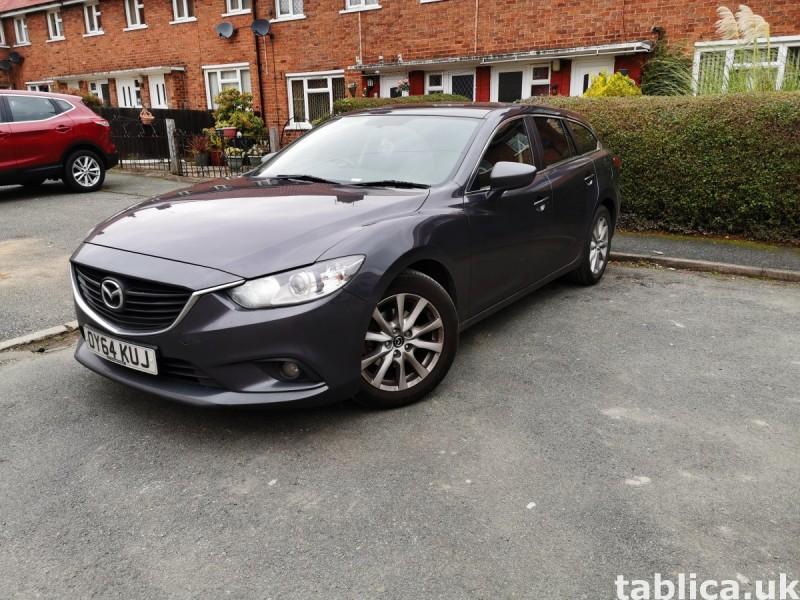 Mazda 6 2.2 diesel 2014 0
