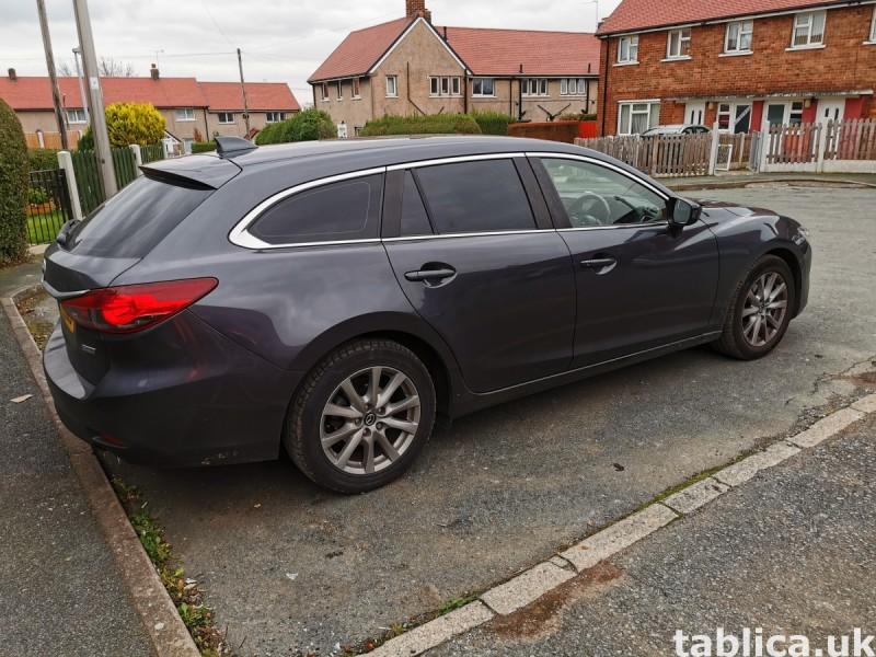 Mazda 6 2.2 diesel 2014 2